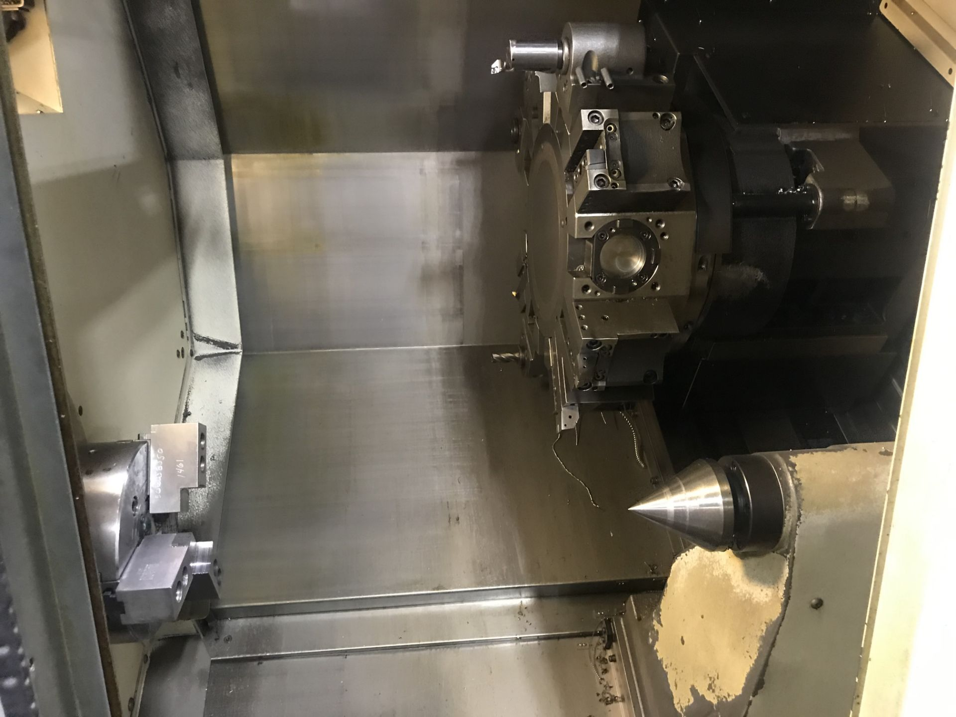 2008 Mori Seiki NL2000/500 CNC Turning Center - Image 2 of 8