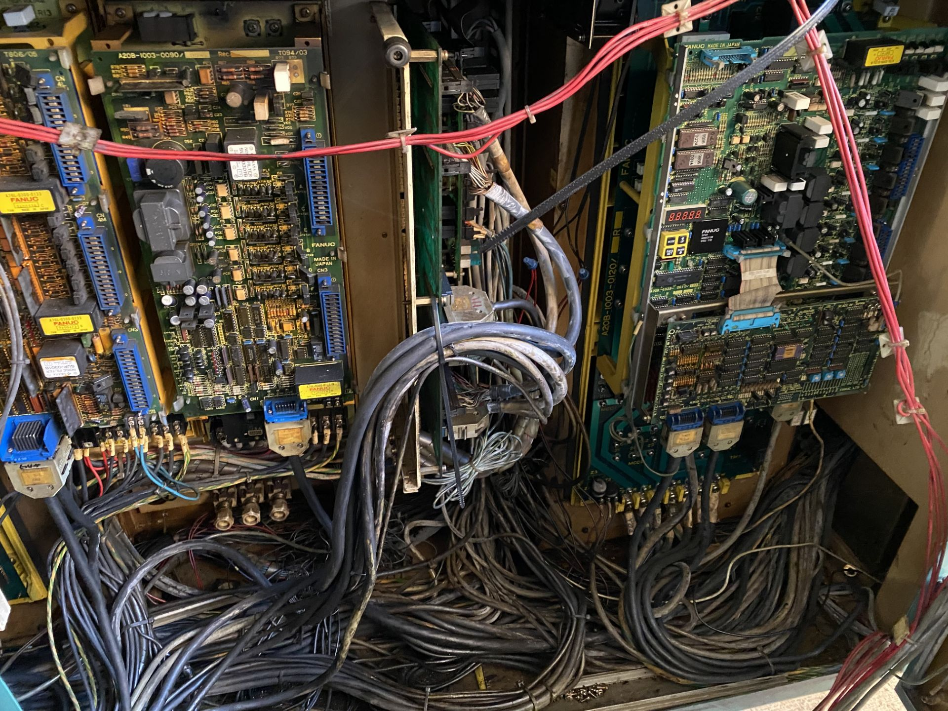 Nakamura-Tome #TW-30 CNC Lathe - Image 6 of 7