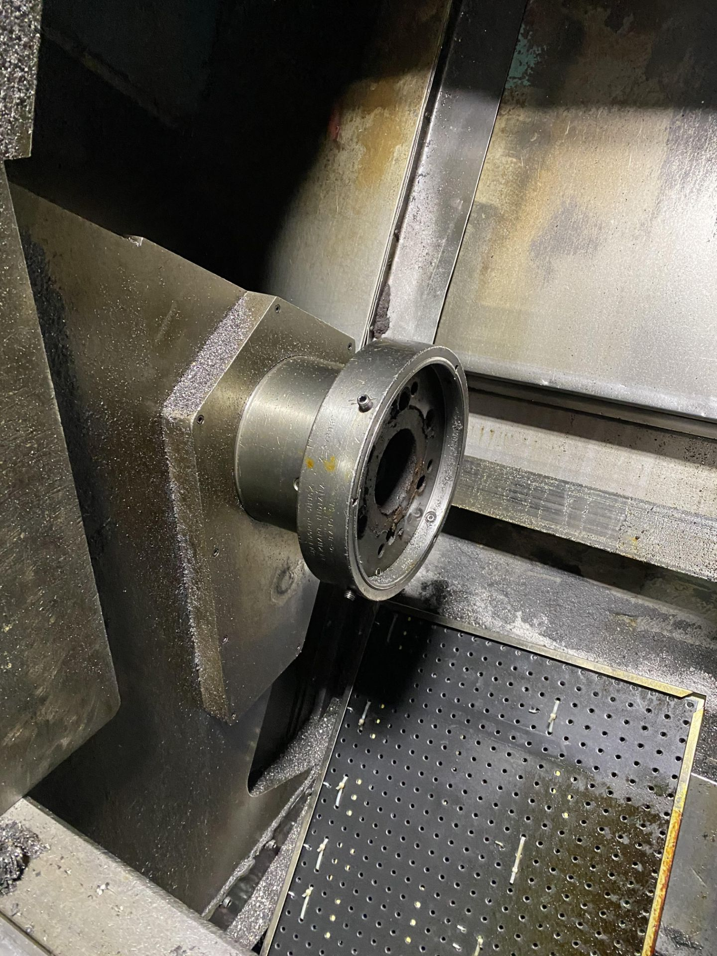 Cincinnati Cinturn 12 CNC Lathe w/ Fanuc Control RETROFIT ***PARTS MACHINE, NO CONTROLLER** - Image 2 of 8