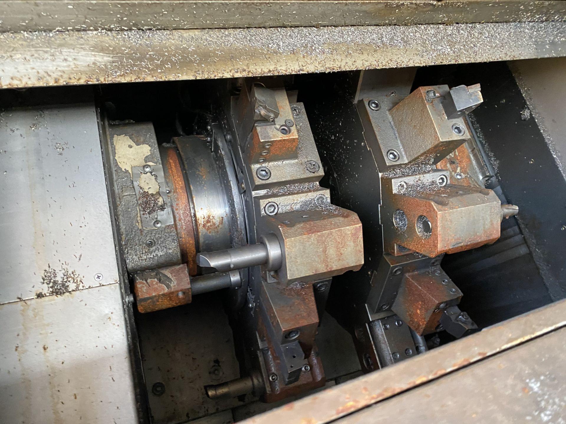 Nakamura-Tome #TW-30 CNC Lathe - Image 2 of 4