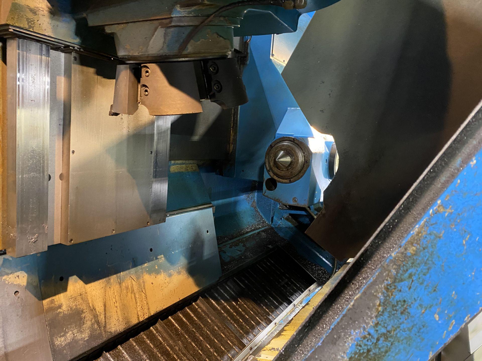 Cincinnati 24x60 Cinturn CNC Lathe - Image 5 of 8
