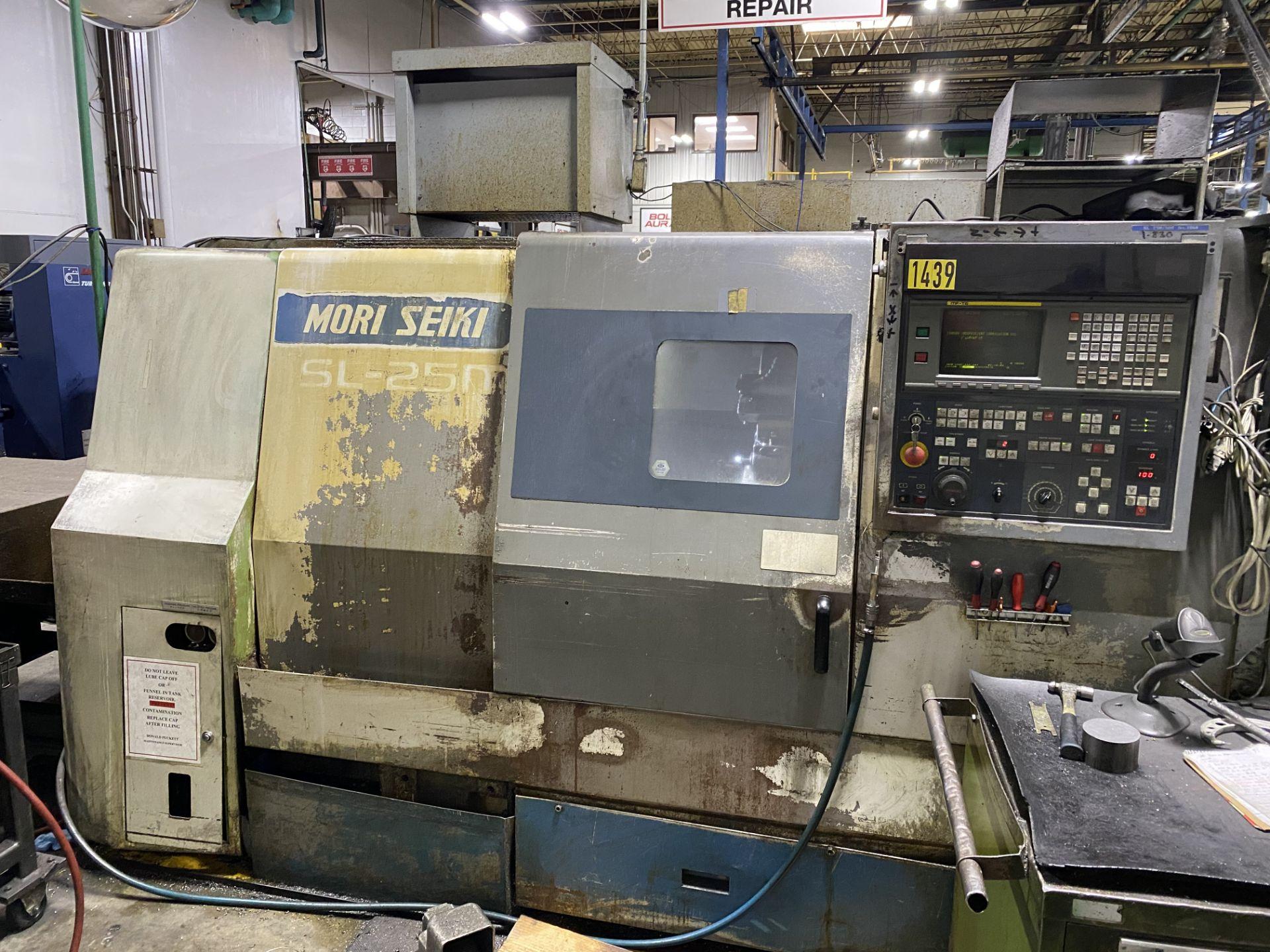 Mori Seiki SL-25M5 CNC Lathe