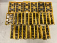 Lot of (175) New? Kennametal Carbide Inserts, P/N: CNMG432