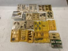 Lot of (160) New? Misc Carbide Inserts