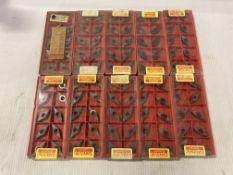 Lot of (100) New? Sandvik Carbide Inserts, P/N: VBMT 332