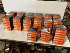 Lot of (100) New Timken Cup Roller Bearings, P/N: NP918865 CUP
