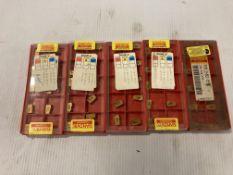 Lot of (50) New? Sandvik Carbide Inserts, P/N: R151.2-500 05-5E