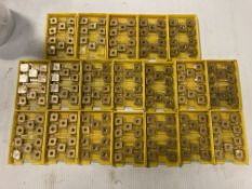 Lot of (188) New? Kennametal Carbide Inserts, P/N: CNMM 433
