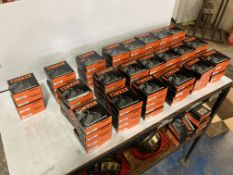 Lot of (84) New Timken Cone Roller Bearings, P/N: NP150018 CONE