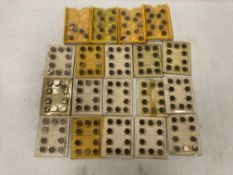 Lot of (185) New? Kennametal Carbide Inserts, P/N: RNG 32