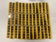 Lot of (180) New? Kennametal Carbide Inserts, P/N: SNG432