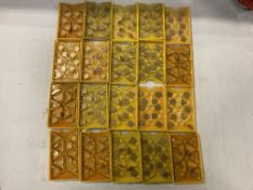 Lot of (200) New? Kennametal Carbide Inserts, P/N: SNG 322