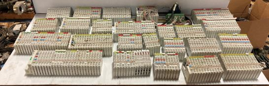Lot of Misc Output Wiring Terminals