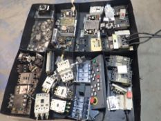 Skid of Misc Electrical