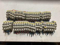Lot of Allen Bradley Circuit Breakers