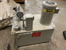 Parker? Automatic Lubrication Unit, P/N: PU5256B