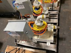 Lot of (2) Filtra Systems Recirculation System w/AMT Pump