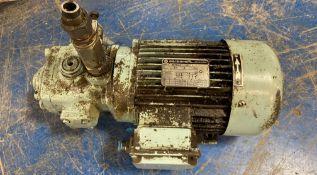 Carpanelli 2HP Motor Pump