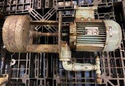 Hydromec 2HP Coolant Pump, Type: SUB265/2