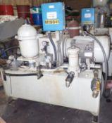 40 HP Hydraulic Unit