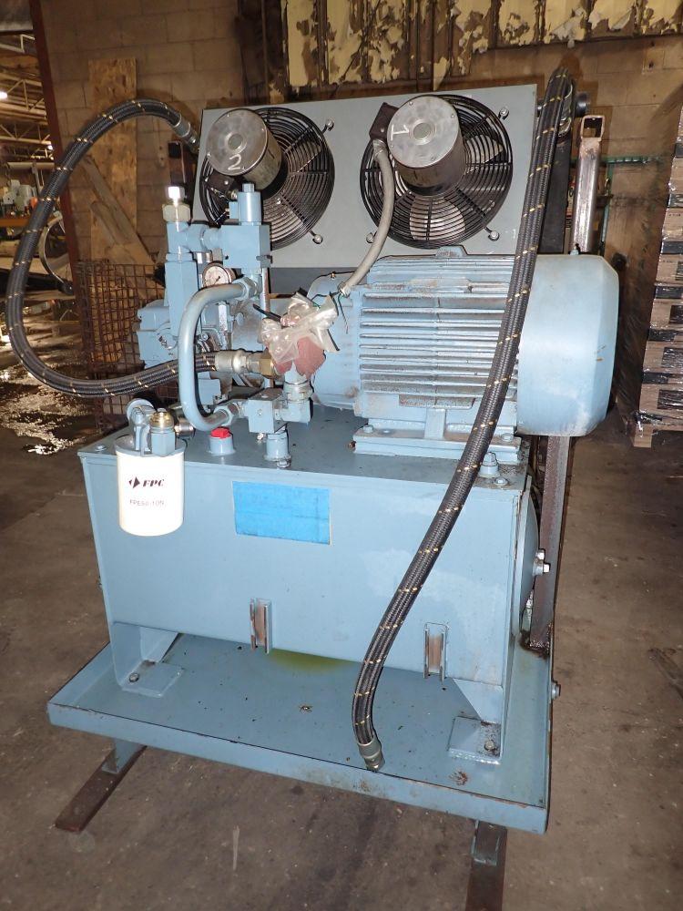 CNC Rotary Tables, Hydraulic Units, Pumps, Valves