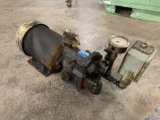 Daikin Motor Pump, M/N: M15A1Y-2-60