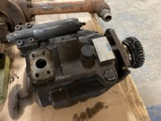 Vickers Vane Pump, P/N: F3 PVH57QIC RF 1S 10