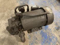 Nachi Uni Pump, M/N: UVC-1A-A3-22A-4-6018B