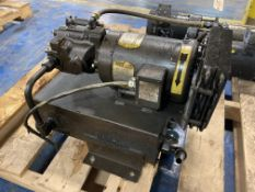 1HP Automatic Lubrication Unit with Parker Pump