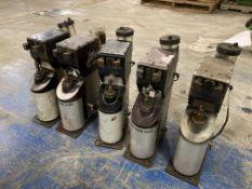 (5) Tweco Robotics Nozzle Cleaning Station, M/N: QRC-2000