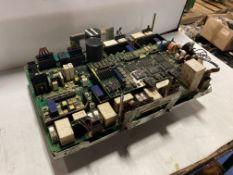 Fanuc Robot Controller Drive, M/N: A06B-6105-H002