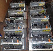LOT OF (10) ABB 3HAB 4259-1/9 Serial Measurement Boards