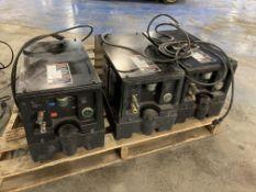 (3) Abicor Binzel Welding Coolant Tanks