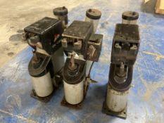 (3) Tweco Robotics Nozzle Cleaning Station, M/N: QRC-2000