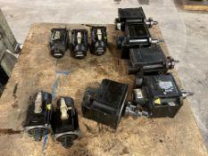 Lot of (10) Kawasaki BL Super Servo Motors