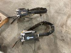 (2) Miller Welding Wire Feeder Assemblies