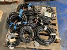 Lot of Fanuc Cable Assemblies