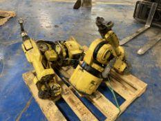 (2) Fanuc Robot ARC Mate 100iB