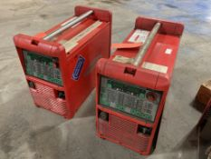 """(3) Fronius TransPuls Synergic 4000 MV Welders **Both units have repair tag that says """"Error"""