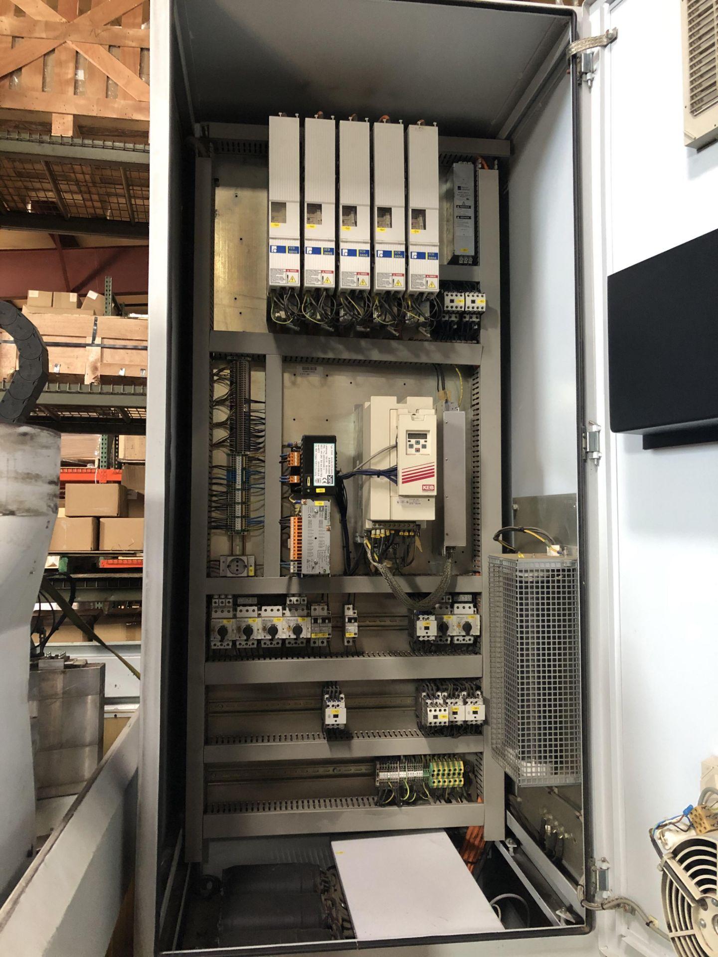 WEEKE BHC-350 Wood CNC MACHINING CENTER - Image 8 of 11