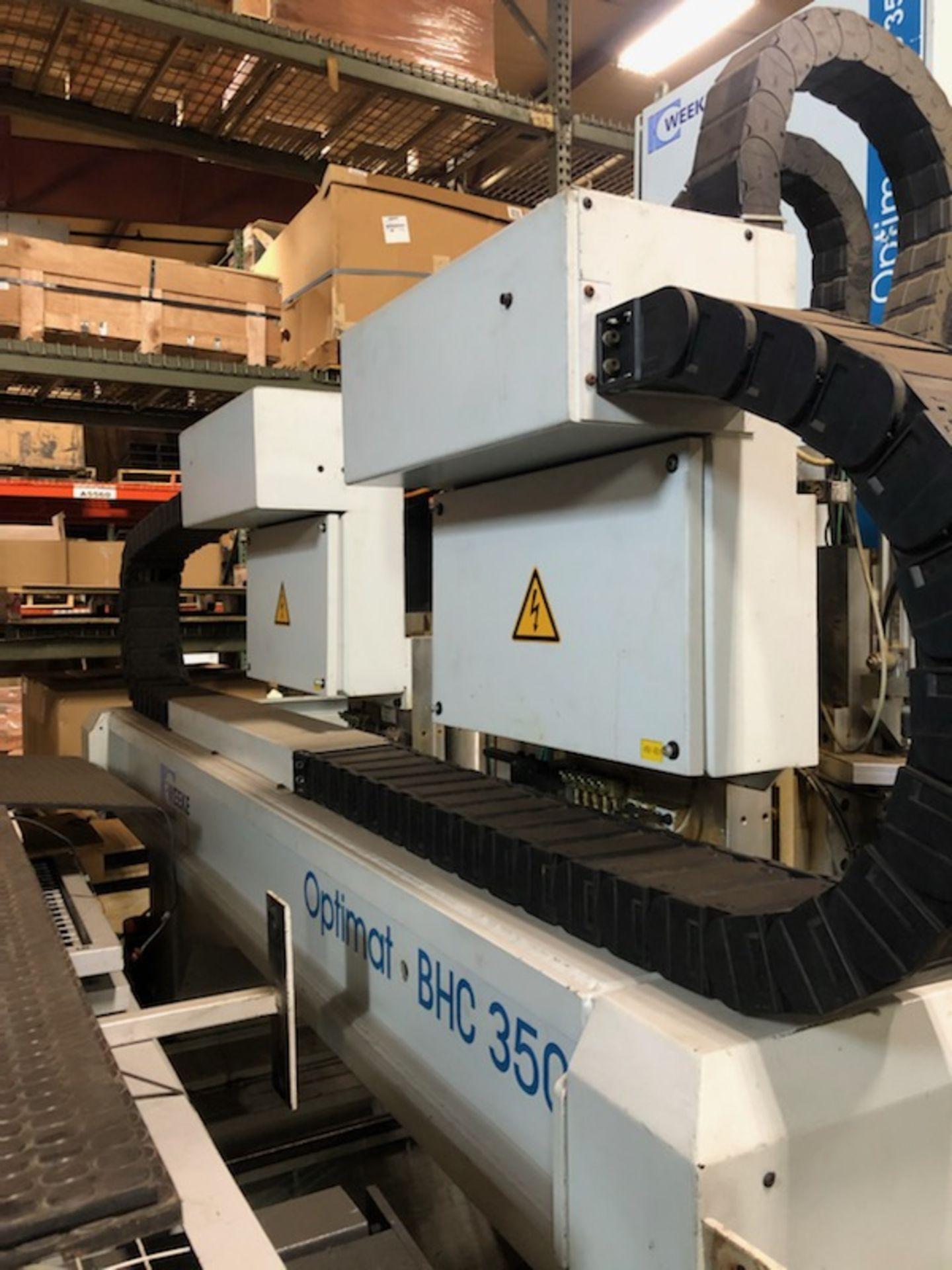 WEEKE BHC-350 Wood CNC MACHINING CENTER - Image 2 of 11