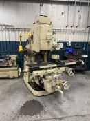 Cincinnati Milacron 415-16 Vertical Dial Type Mill *READ DESCRIPTION*