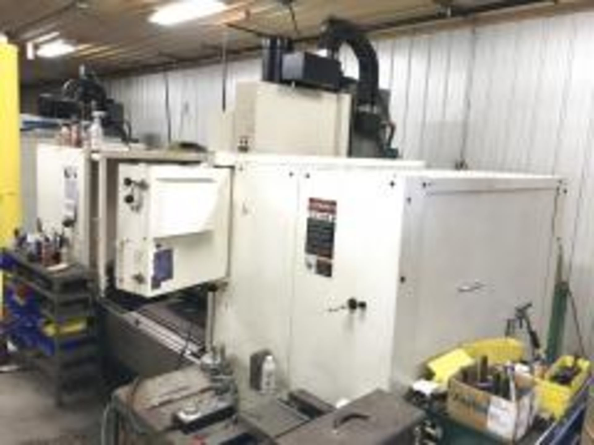Fadal 6030 CNC Vertical Machining Center - Image 6 of 12