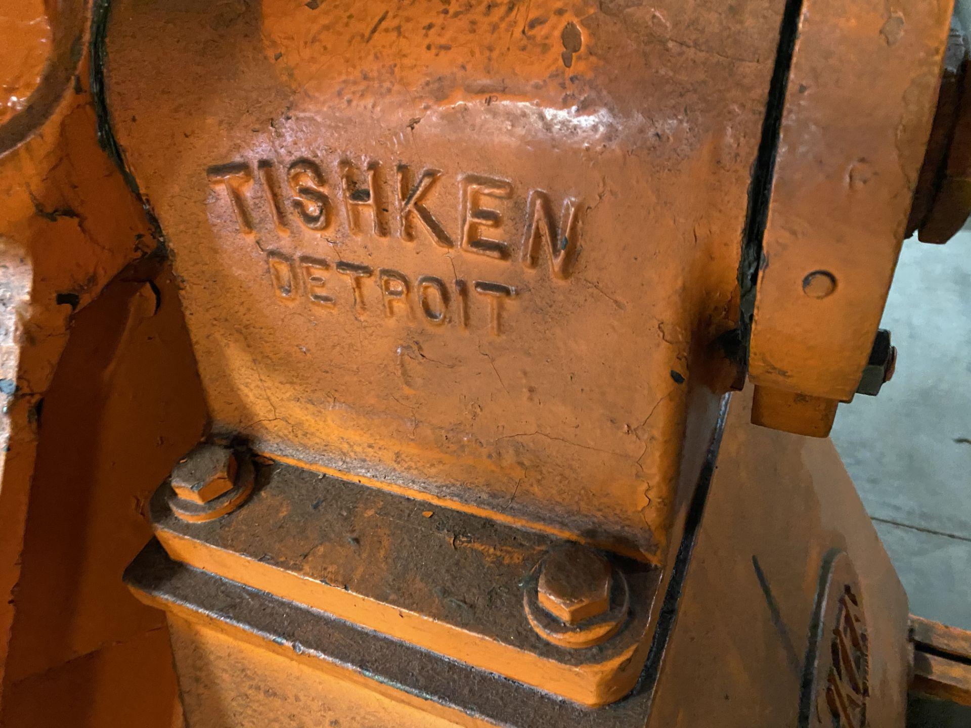 Tishken #MR-12, Non-Motorized Coil Reel - Image 3 of 5