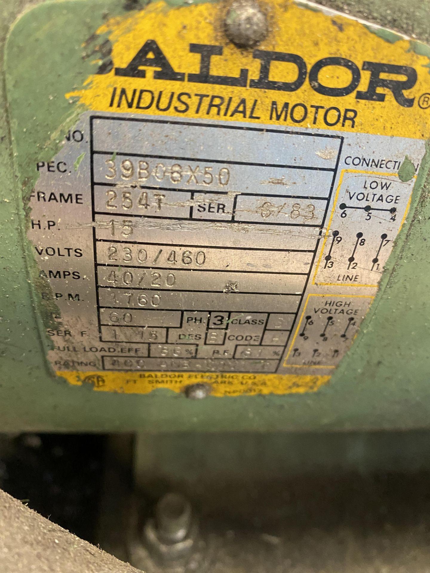 "IMS 17"" x 11"" Granulator - Image 6 of 7"