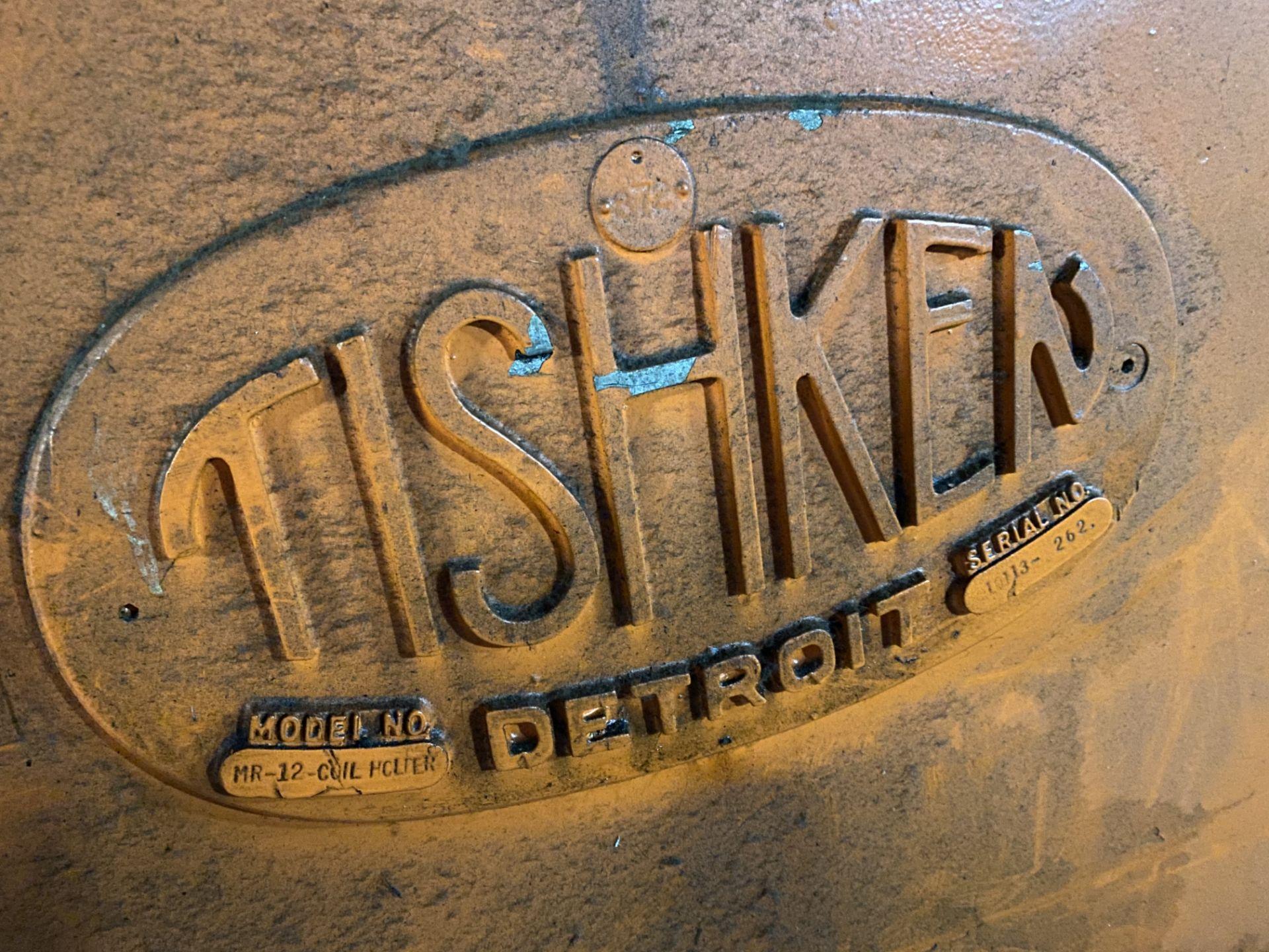 Tishken #MR-12, Non-Motorized Coil Reel - Image 4 of 5