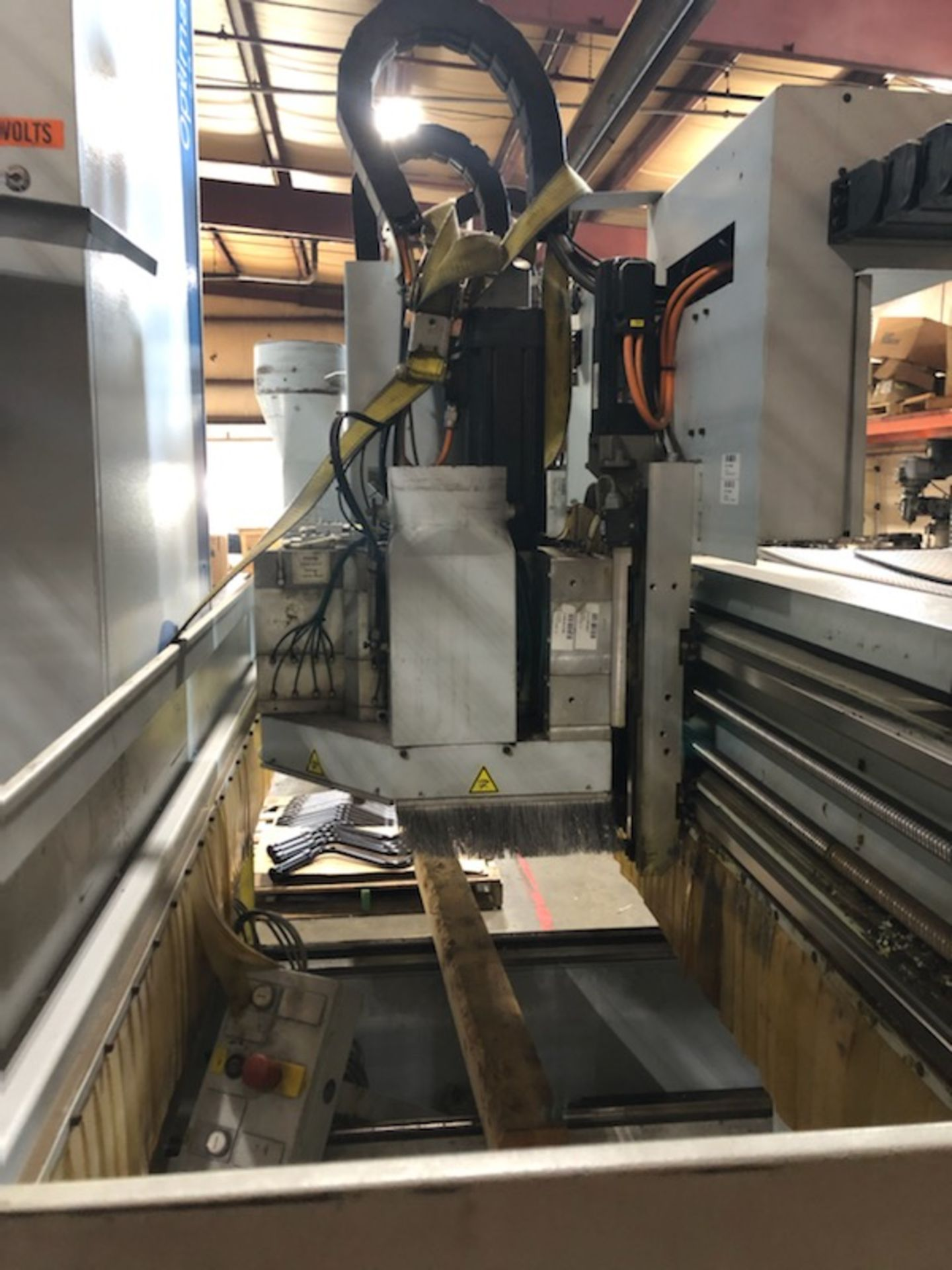 WEEKE BHC-350 Wood CNC MACHINING CENTER - Image 11 of 11