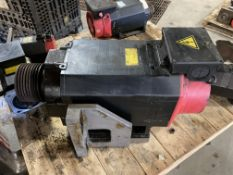 Fanuc AC Spindle Motor, M/N: aP30