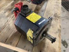 Fanuc AC Servo Motor, M/N: a8/4000is