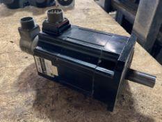 Mitsubishi Permanent Magnet AC Servo Motor, P/N: HA 80C-SS